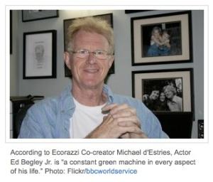 Ed begley