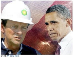 BP Obama